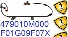 Rear Left ABS Sensor for Nissan Almera 1.4 1.6 2.0 1995-00 479010M000 F01G09F07X
