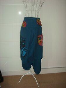 Tulashi  womens skirt trousers Size S UK 8 EU 36 long green