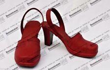 Yu-Gi-Oh 5D's Akiza Izayoi Cosplay Shoes Ladies Size US9/25cm