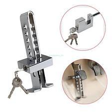 Car Auto SUV Brake Pedal Lock Security Steel Clutch Safty Lock Anti-theft Device