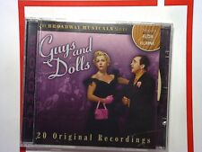 Broadway Musicals Series Guys and Dolls New & factory Sealed