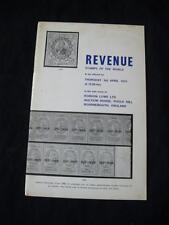 "Robson LOWE Catalogo Asta 1975 ricavi FRANCOBOLLI del mondo con ""hilchey"""