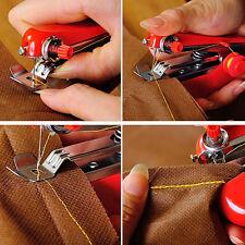 Neu Hand Nähmaschine Mini für Unterwegs und Zuhause HOT