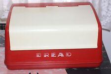 VINTAGE 50'S PLASTIC BREAD BOX