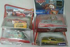 Mattel Disney Pixar Cars Deluxe Lot of 4
