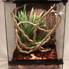 1m Pet Reptiles Twistable Natural Vine Jungle Artificial Terrarium Cage Decor