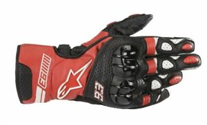Alpinestars TWIN RING LEATHER Gloves - MM93 COLLECTION Marc MARQUEZ