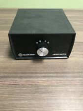 Black Box Abcde Switch 5 Terminal Model Sw75A-Ffff Very Good