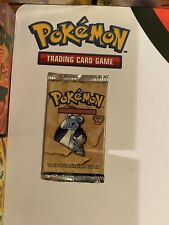 Italian Fossil Pokémon Booster Pack Factory Sealed Lapras Artwork