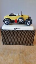 Carlton Ware Bullnose Morris Vintage Car in yellow. Carltonware in Original box