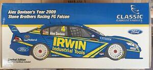 2009 Alex Davison FG Falcon 1:18 Classic Carlectables Cars NOS