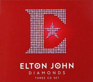 Elton John - Diamonds Three Disc Set (CD)