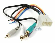Metra 70-8112 1992-1999 Toyota/Lexus Car Stereo Amplifier/Amp Wiring Harness
