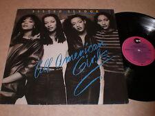 Sister Sledge: All American Girls LP