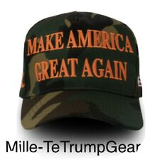 Official Make America Great Again 45th President Trump Hat - CAMO NEW 2020
