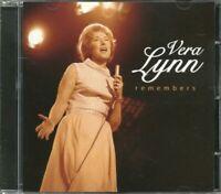 VERA LYNN REMEMBERS CD SILVER WEDDING WALTZ White Cliffs Gift Idea Album NEW