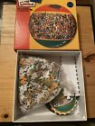 2004 The Simpsons - Spheripuzzle Spherical Puzzle 3D Jigsaw 540 pieces