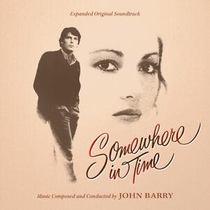 SOMEWHERE IN TIME John Barry CD Soundtrack EXPANDED Ltd Edition LA-LA LAND New!