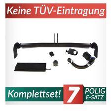 Für Citroen C3 II 5-Tür 09-16 Kpl. Anhängerkupplung abnehmbar+E-Satz 7p