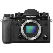 "Fujifilm X-T2 XT2 Body 24.3mp 3"" Mirrorless DSLR Digital Camera New Jeptall"