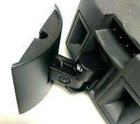 Metal Wall Mount bracket  For Bose 321  speaker - Black Single