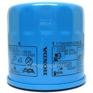 OEM Honda 15400-PCX-306 S2000 Oil Filter Fits Honda / Acura M20xP1.5 Genuine
