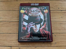 Charlie and the Chocolate Factory (Hd Dvd, 2006)