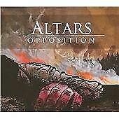 Altars - Opposition (CD 2011) NEW/SEALED