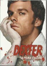 Dexter. Stagione 1 (2006) 4 DVD