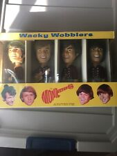 Wacky Wobblers The Monkees with Original Box