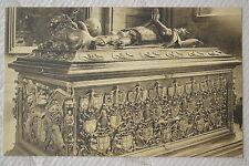 """CPA """" BRUGES - Eglise Notre-Dame - Tombeau de Charles le Téméraire (1559-1562)"""