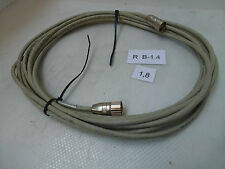 Lapp Kabel Unitronic LIYCY TP 6x2x0,25 ROHS mit Stecker, Länge ca. 9m