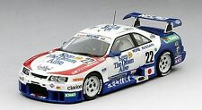 True Scale Nissan Skyline GT-R LM #22 - Nismo - Le Mans 1995 1/18