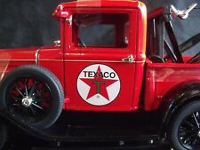 1/18 Ford 32 TEXACO Wrecker camion de dépannage Signature Models 1932 Neuf boite