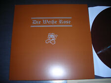 Les Joyaux De La Princesse/Regard Extrême Die Weisse Rose New Brown vinyl Ltd25