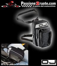 Borsello gamba Leg Bag OJ M069 Track SH Beverly Carnaby Mp3 Vespa X8 X9 Xevo
