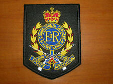 Obsolete Royal Hong Kong Police Correctional Services Patch,Rare