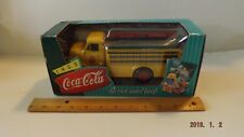 1953 coca -cola truck  bank diecast metal 1:24/25 scale
