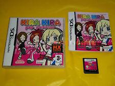 KIRA KIRA POP PRINCESS Nintendo Ds Vers. Ufficiale Italiana ○○○ COMPLETO - AJ