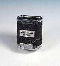 Voigtländer TURNIT Sucher viewfinder für 35mm und 100mm - (101937)