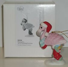 Precious Moments Flamingo Ornament Wishing You Out-Standing 201016 New for 2020