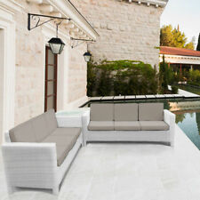 Handmade More than 8 Pieces Garden & Patio Furniture Sets