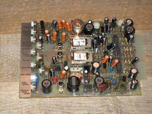 Teac 80-8 Tascam Series Reel Record Reproduce Amplifier Board 60502663 TP-N17D-S