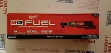 New Milwaukee 2558-20 M12 Fuel Lithium-Ion Cordless 1/2 In Rachet (Tool Only)