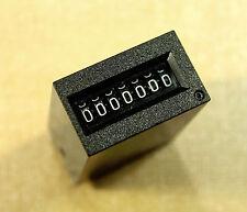 Kessler-Ellis KEP 7 Digit Counter E760 MRTK KT1020 12V DC 1.1W 20 CPS