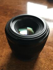 Sony FE 50mm F/1.8 Lens for E-Mount Cameras #SEL50F18F