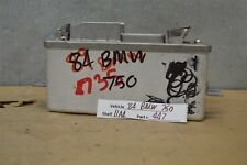 1989-1992 BMW 525i 535i 735i 750i ABS Braking system 0265100045 Module 47 11A6