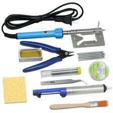 AideTek Soldering Iron Kit15-in-1 Welding Tool 30W Soldering Iron Tips tin SPC0