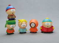 South Park Series1 Limited Edition Collector's Set Mini Action Figures