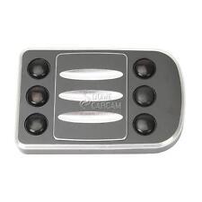 Edge Cut Large Parts Brake Pedal Pad For Harley Road Glide FLTR/FLTRI
